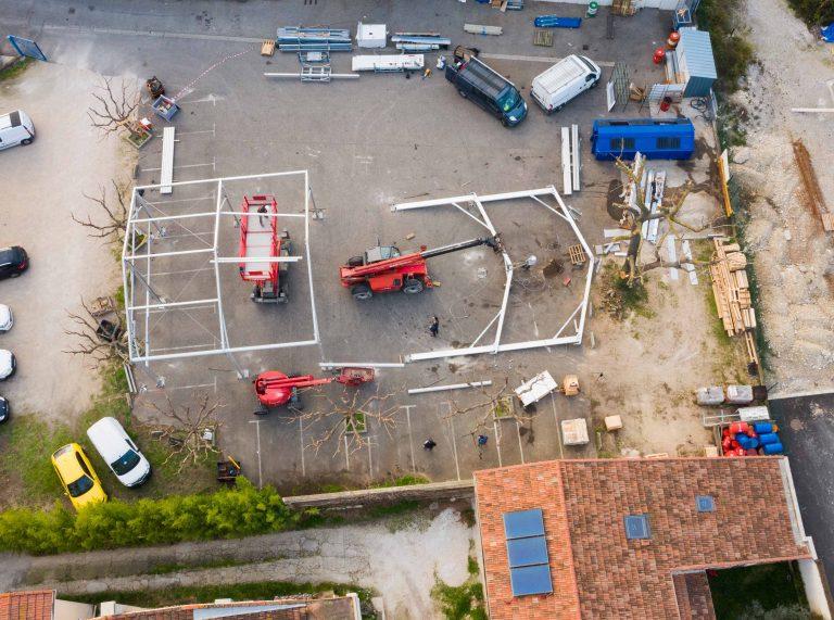 La location de bâtiment industriel, clé de la flexibilité