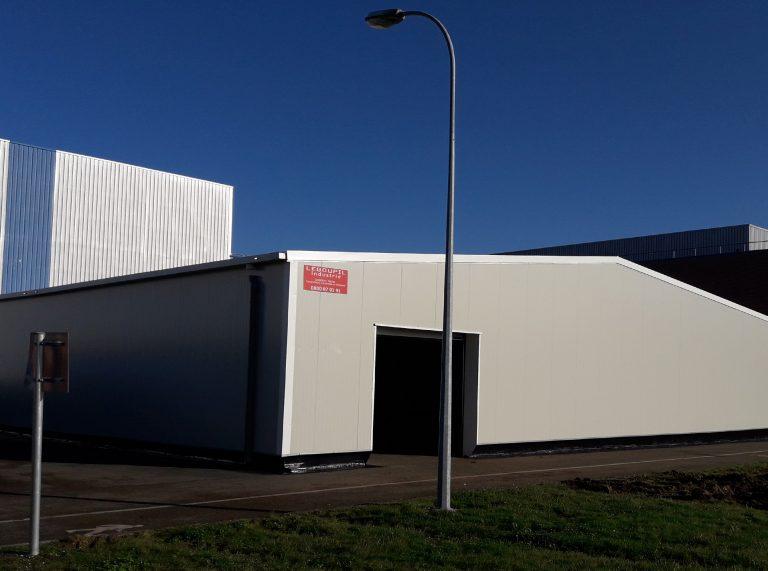 Entrepôt de stockage, 400m², location 36 mois