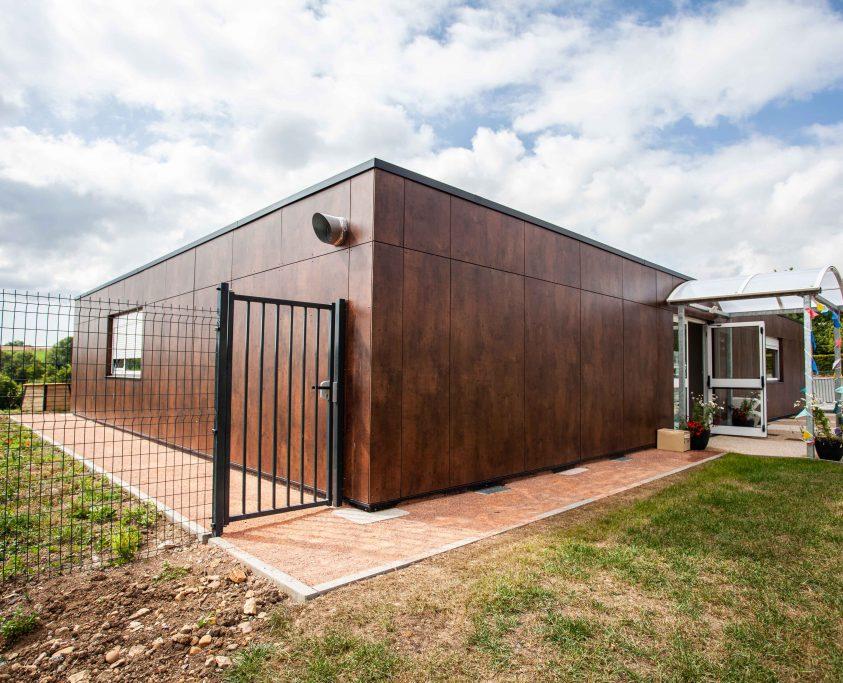 Maison créative modulaire, 216m², achat