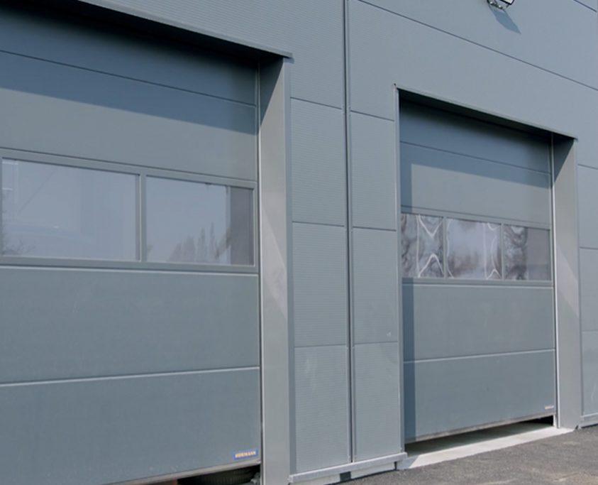 Constructeur bâtiment industriel métallique, 220m², achat