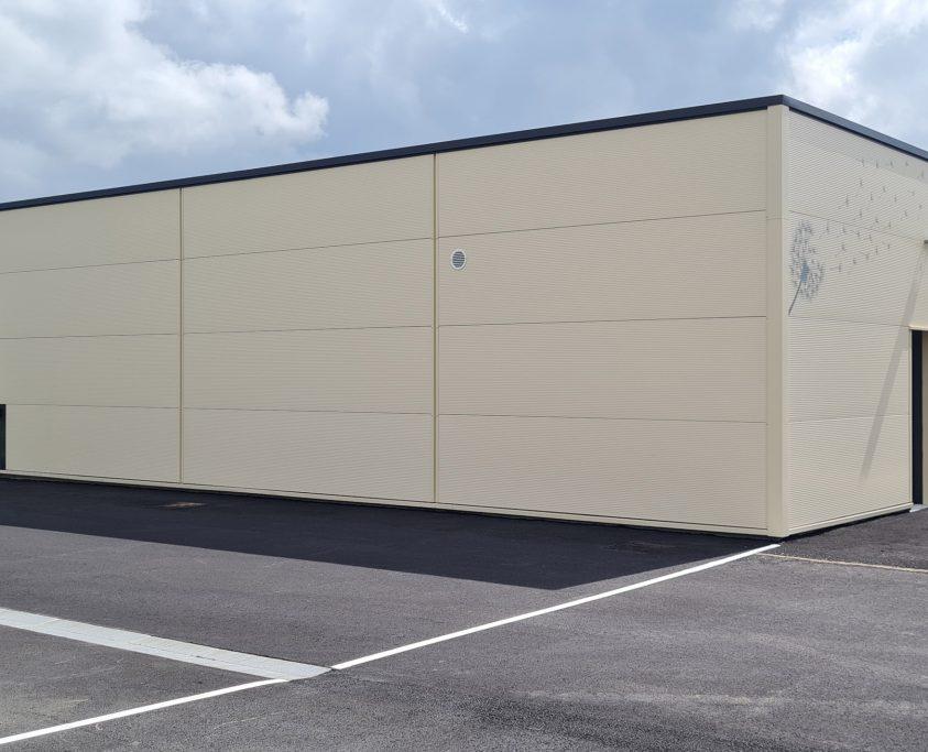 Constructeur Maisons Funéraires, 250m², vente
